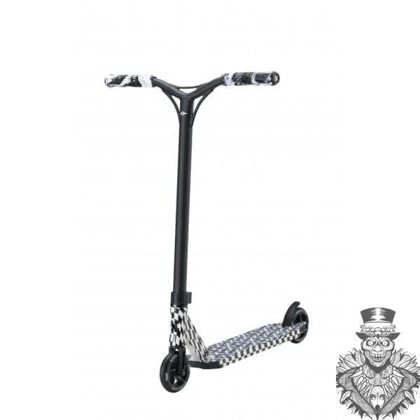 sacrifice checker scooter